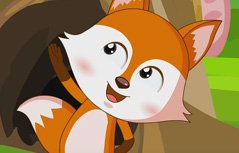 贝乐虎故事 狐狸和乌鸦