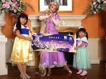 长发公主成为第十位迪士尼公主