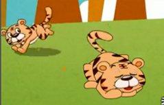 老虎是tiger