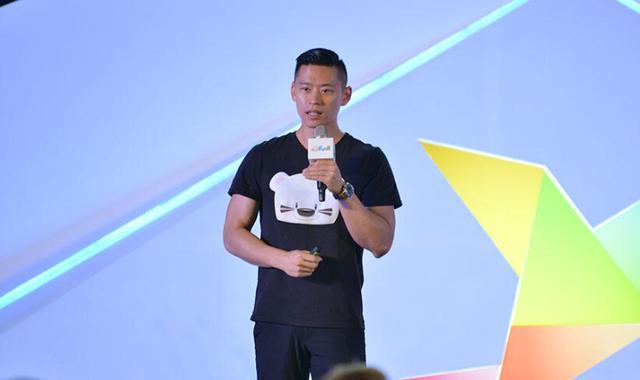 2015儿童动漫高峰论坛 上游CEO赖嘉晟谈抢占新一代儿童市场