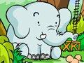 动物森林找字母·英语游戏