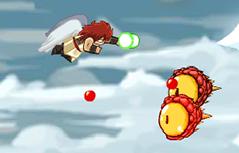 男孩游戏-天空之战