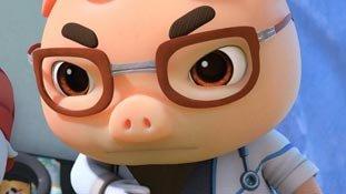 猪猪侠之超新萌宠4:一封神秘的邀请函
