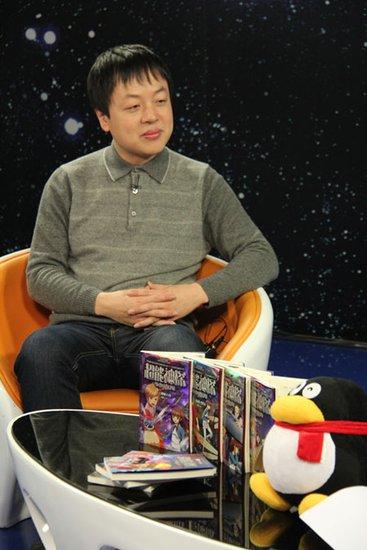 """迪士尼签约作家杨鹏谈""""保卫想象力"""""""