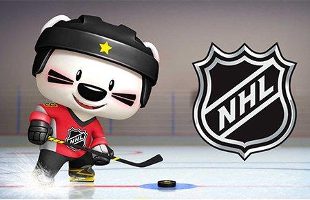 NHL全明星周末激情开赛,超级小熊布迷活力亮相圣何塞
