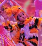 舞蹈《虎年玩虎》
