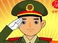 彭野新儿歌:偶像是当兵的人
