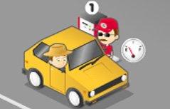 男孩游戏:繁忙的加油站
