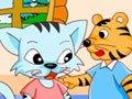 虎哥哥和猫弟弟
