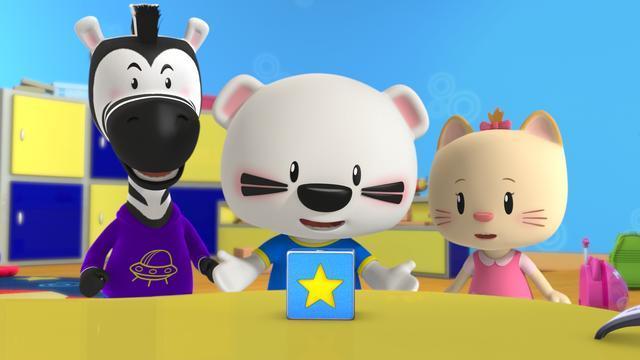 超级小熊布迷 故事梗概