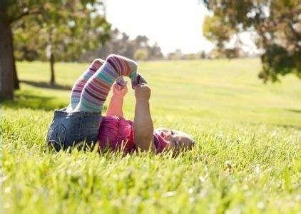 多接触自然 孩子心理更健康