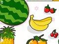 小兔识水果·单词游戏