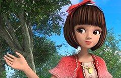 女孩动画:东方可儿之摩登学园