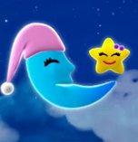 月亮对你笑