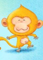 袋鼠跳跳·拯救金丝猴自己处理小伤口