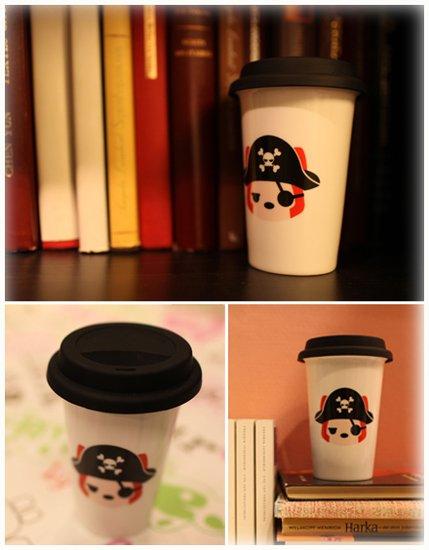 组图:阿狸可爱周边-讨人喜欢的杯子