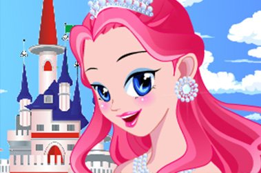 皇宫美丽公主