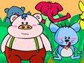笨笨猪的儿童节·英语对话
