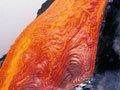 组图:火山熔浆喷发的惊人景象