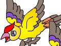 彩色飞鸟·量词搭配