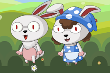 小白兔大丰收