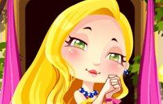 女孩游戏-长发公主钓情人
