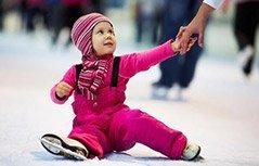 史上最萌花样滑冰小萝莉