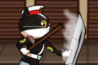 黑猫警长保卫商城