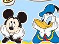 迪士尼卡通明星陪你过节