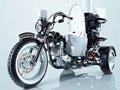 日本马桶摩托车 用粪便作燃料