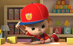 男孩动画:救援宝贝