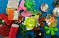组图:孩子吞下过的物件:图钉电池硬币磁铁啥都有