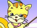 小猫钓鱼·加法游戏