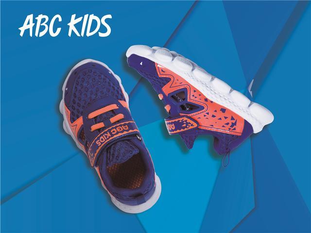 除了凉鞋,ABC KIDS网面运动鞋也值得你种草