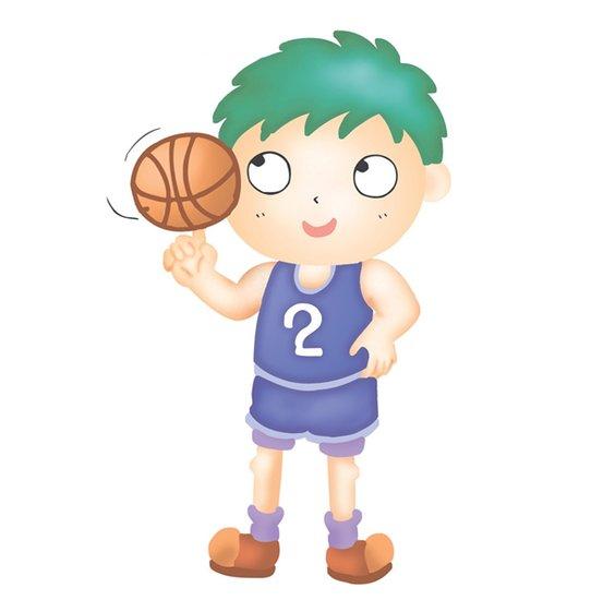 打篮球图片_
