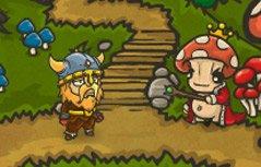 男孩游戏:蘑菇王的诅咒