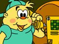 修电线的瓢虫·英语听力游戏