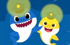 碰碰狐儿歌之鲨鱼宝宝人气系列