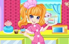 女孩游戏:艺术印花装