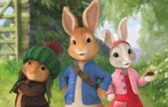 比得兔 萝卜大盗的故事