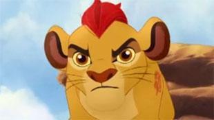 小狮王守护队合集