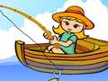 大海钓鱼乐·英语游戏