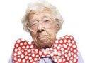 """组图:全球最可爱的老太太""""表情秀"""""""