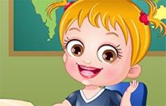 女孩游戏-可爱宝贝接线员