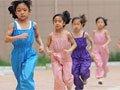 孩子科学地锻炼身体