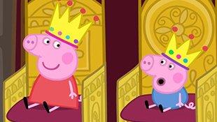 小猪佩奇第7季:精彩的城堡游览
