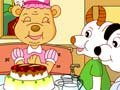 会唱歌的蛋糕·英文故事