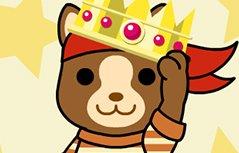 女孩游戏-小熊开箱子