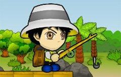 男孩游戏-钓鱼小子