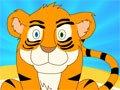 老虎到我家做客·接待情景模拟